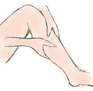 足やせ 下半身ダイエット 美脚になるリンパマッサージ